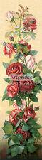 Study of Roses by V. Sangon (Art Print of Vintage Art)
