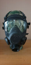 More details for polish army mp5 black gas mask respirator cbrn nbc nuclear protective unissued
