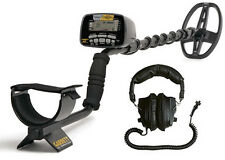 Garrett  AT Gold Metal Detector w/ premium volume-control land headphones 114068