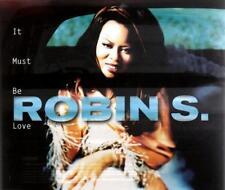 Robin S - It Must Be Liebe ( 5 trk CD / 1997)