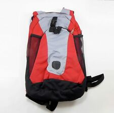 Extreme Pak Red Grey Hydration Pack Camping Hiking Outdoor Water 2 Liter