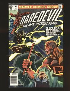 Daredevil # 168 F/VF Cond. Newsstand Edition