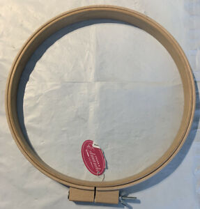 Frank Edmunds & Co FA German Quilting Hoop 12 in