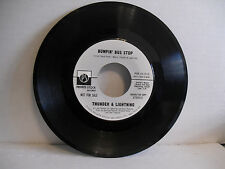 Thunder & Lightning, Bumpin Bus Stop, Private Stock PSR 45.010, 1975 PROMO Funk