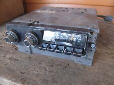 OEM 1971 Dodge Plymouth Chrysler C Body AM / FM Radio for Floor Mount Cassette
