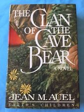 THE CLAN OF THE CAVE BEAR * FIRST EDITION BY JEAN M. AUEL*