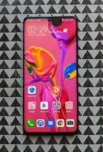 Genuine Huawei P30 PRO VOG-L09 AURORA Lcd Display Touch Screen Digitizer Frame