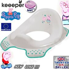 Baby Toilet Seat Child Toddler Trainer Training Peppa Pig New Collection