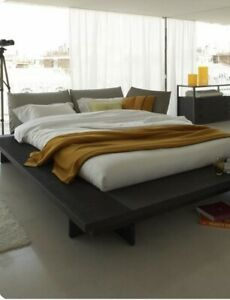 Peter Maly Queen Bed - Ligne Roset