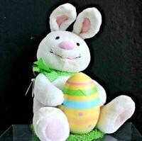 Hallmark Rockin' Rabbit Musical Motion Easter Bunny Baby Chicken Plush