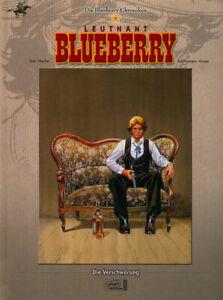 BLUEBERRY Chroniken Band 8 - 1. Auflage - Hardcover sehr gut / Z:1