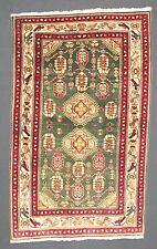 Beautiful Old Caucasian Shirvan Rug 4.10X3 ft