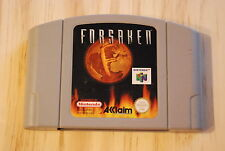 Forsaken pour Nintendo 64