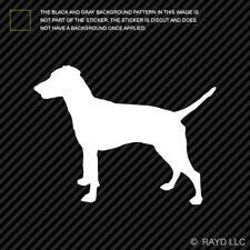 (2x) German Pinscher Sticker Die Cut Decal Self Adhesive Vinyl dog canine pet