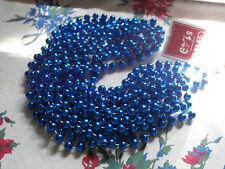 Garden Ridge 18 Feet Garland Blue