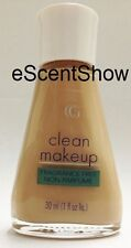 CG COVERGIRL CLEAN FRAGRANCE FREE MAKEUP LIQUID FOUNDATION - CHOOSE COLOR
