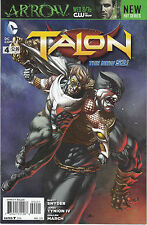 TALON 4B...NM-...2012...Scott Snyder...Mike Choi Variant Cover...HTF Bargain!