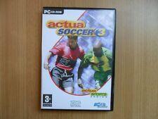 (PC) - ACTUA SOCCER 3