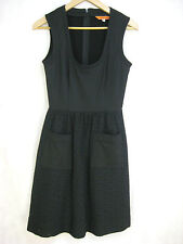 Lisa Ho Size 6 8 Black cocktail party designer dress