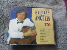 "COFFRET 2 CD ""LA GUITARE DE NICOLAS DE ANGELIS : TV (T.V.)"""