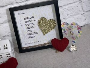 Personalised Inspirational Quote Gift Frame - You are.......