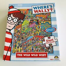 46pc Where's Wally? Floor Puzzle - Crown