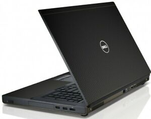 LidStyles Carbon Fiber Laptop Skin Protector Decal Dell Precision M4600