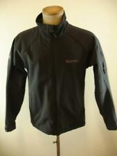 Mens S Mountain Hardwear Fairing Softshell Jacket Charcoal Gray Zip Fleece Lined