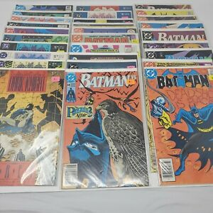 Batman Comics ~ Huge Lot of 30 Comic Books ~ L@@K