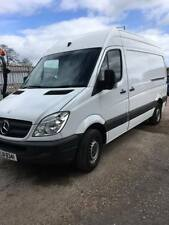Diesel Mercedes-Benz Commercial Vehicles with 3-4 Seats