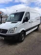 Mercedes-Benz Diesel 3-4 Seats Commercial Vans & Pickups