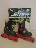 Sk8r Inline Roller Skates Size 2 To 3