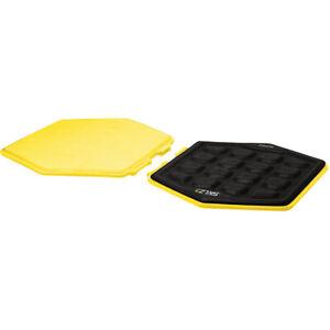 SKLZ Slidez Functional Core Stability Discs - Black/Yellow