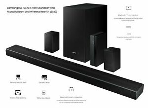 Brand New HW-Q67CT 7.1ch Soundbar with Acoustic Beam-Certified