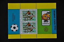 INDONESIA 1982 BL 53 SOCCER VOETBAL MNH