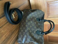 louis-vuitton speedy 30 bandouliere used