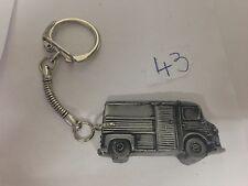 Citroen HY Van 3D snake keyring great pewter effect keyring ref43