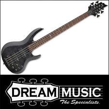 ESP LTD LB-208FMSTBLK Bass Guitar 8-String B-208 See Thru Black RRP$1249