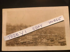 More details for c1910 view of tunnelton west virginia real photo