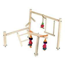 New listing Play Stand for Birds-Parrot Playstand Bird Play Stand bird cage playground