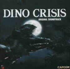 NEW DINO CRISIS Original Soundtrack Music CD OST Video Game