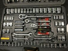 stanley 120 piece ratchet set