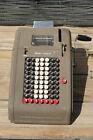 Vintage SMITH   CORONA Adding 1930s Machine K Model 1K41F   untested