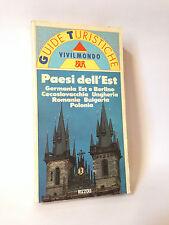 PAESI DELL'EST - Guide turistiche Vivilmondo [Rizzoli 1991]