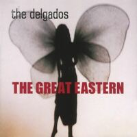 THE DELGADOS the great eastern (CD, album, 2000) indie rock, very good condition