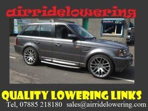 Range Rover SPORT Air Suspension Lowering Links Module 2004 - 2013