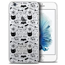 Coque Crystal Pour iPhone 6/6s (4.7) Extra Fine Rigide Halloween Spooky