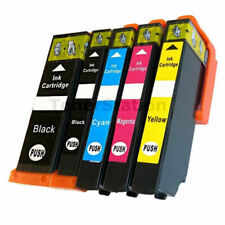 5x Generic Ink Cartridge High Yield Compatible with epson XP600 XP700 XP800