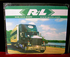 R+L Carriers Promotional Computer Mouse Pad mousepad truck semitrailer semi