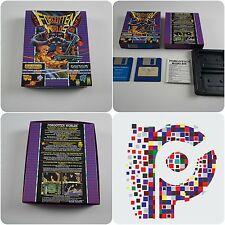 Mundos Olvidados nos un juego de oro para el ordenador Commodore Amiga probado y en funcionamiento